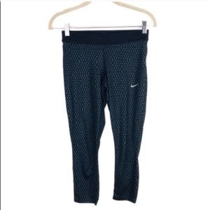 Nike Dry Fit Polka Dot Workout Exercise Pants